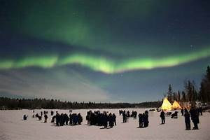 Yellowknife Northern Lights Teepee Where To See The Northern Lights In Canada