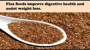 Pics For > Flax Seeds Weight Loss