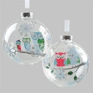 Boule De Noel Transparente A Decorer