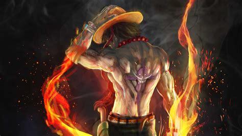 fire fist ace  artwork hd artist  wallpapers images