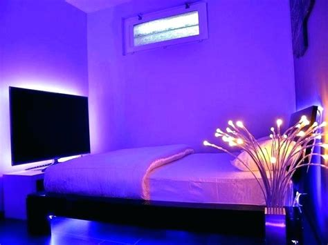 cool blacklight bedrooms neon wall paint black light for
