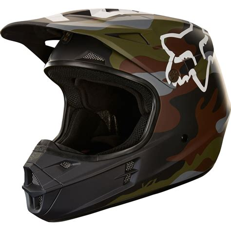 fox motocross helm fox v1 camo crosshelm shop zweirad stadler