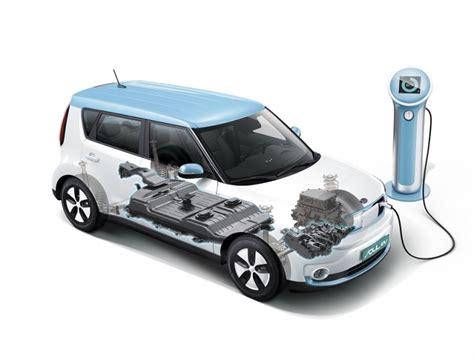 e auto batterie kia soul ev electric car stronger battery range of 250