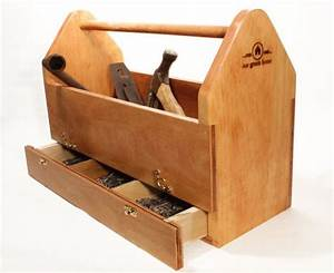 large wooden tool box - Wood Tool Box And How To Make It