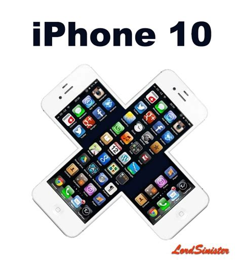 iphone ten how apple should market the iphone 10 with help from