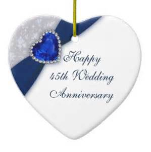 45th wedding anniversary gift 45th anniversary gifts find out some facts and get some ideas