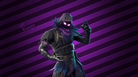 The great collection of cool fortnite wallpapers for desktop, laptop and mobiles. Raven Fortnite Wallpapers - Wallpaper Cave