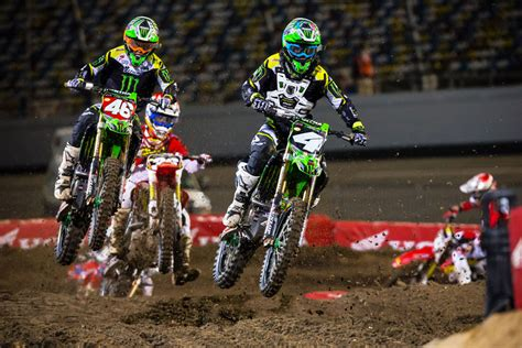 ama motocross 2014 results 2014 ama supercross daytona results motorcycle com news
