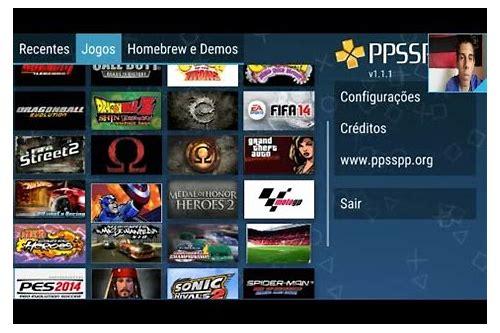 zona de baixar de jogos android ppsspp