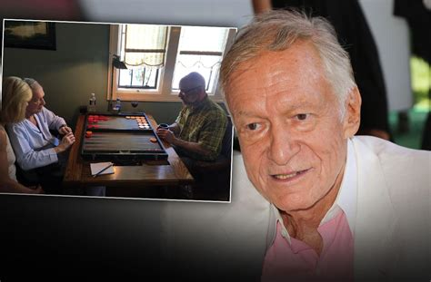 Hugh Hefner Final Photos Alive Revealed: Playboy Icon ...