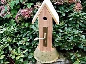 Lotusgrill Selber Bauen : vogelhaus nistkasten selber bauen youtube ~ Markanthonyermac.com Haus und Dekorationen