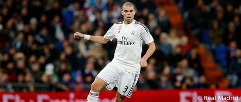 REAL MADRID NEWS: Pepe medical report