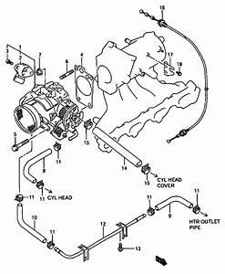 2003 Suzuki Aerio Engine Diagram