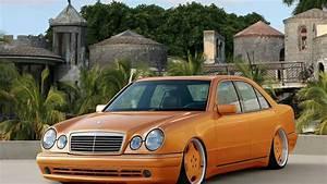 U0422 U044e U043d U0438 U043d U0433 Mercedes Benz W210   U041c U0435 U0440 U0441 U0435 U0434 U0435 U0441 210