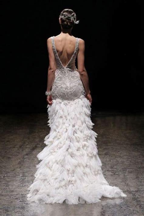 the great gatsby wedding dress 25 breathtaking gatsby glam wedding dresses