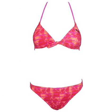 Puma No 1 Push UP Triangel Bikini in drei Farben [36 38