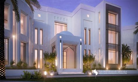 private villa kuwait sarah sadeq architectes