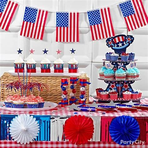 awesome  july themed kids party ideas kidsomania