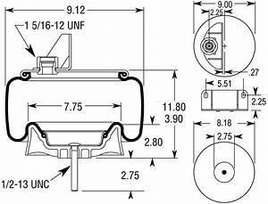 Air Spring Assembly  400 C81