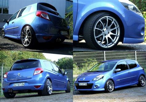 renault clio 2 tuning my of style tuned renault clio 3 phase 2 renault clio 3 tuning