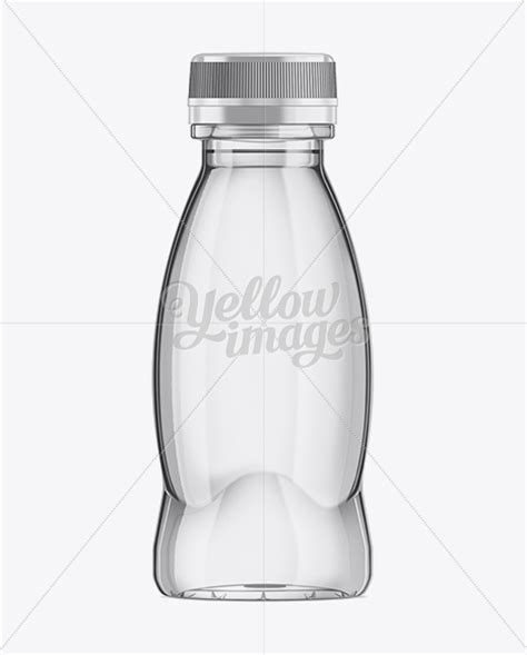 The best source of free bottle mockup psd templates for your project. Clear Plastic Smoothie Bottle Mockup in Bottle Mockups on ...