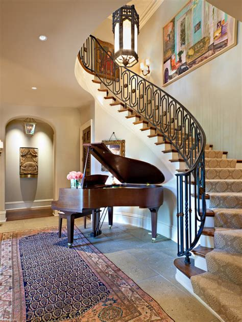 staircase carpet home design ideas pictures remodel