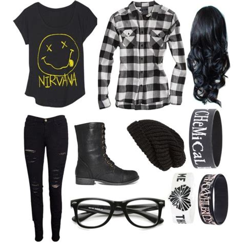 Punk Rock Outfits Polyvore | www.pixshark.com - Images Galleries With A Bite!