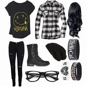 Super cute grunge look! | Fashion | Pinterest | Grunge ...