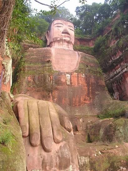 Buda Leshan Gran Buddha Giant Wikipedia