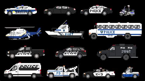 police vehicles emergency vehicles  kids picture