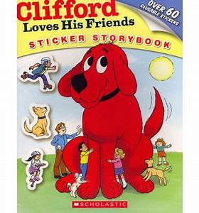 Clifford Loves His Friends : Norman Bridwell : 9780545354745