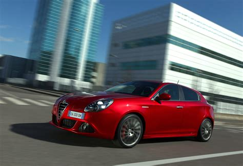 International Premiere For Alfa Romeo Giulietta Hatchback