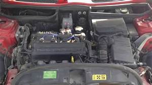 Engine View Of 2004 Mini Cooper