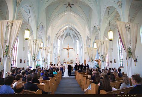 tom julia married st marys church utica il wedding