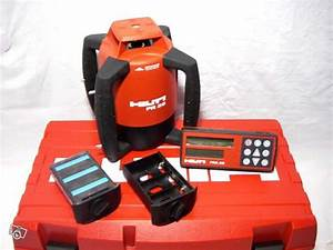 Niveau Laser Hilti : laser rotatif exterieur occasion rayon braquage voiture ~ Dallasstarsshop.com Idées de Décoration