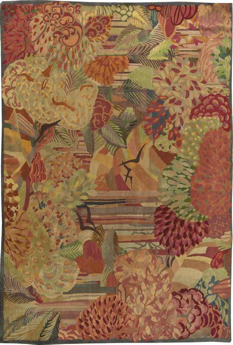 Vintage French Deco Rug Bb6144 By Doris Leslie Blau