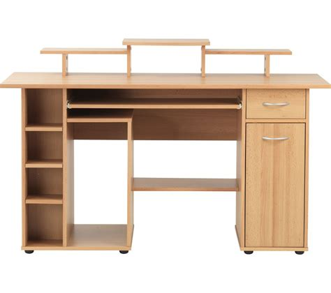 Upholstery Supplies San Diego by Alphason San Diego Desk Beech Deals Pc World