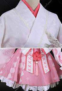 Japanese Clothing Size Chart Ochako Uraraka Costume My Hero Academia Cosplay Kimono