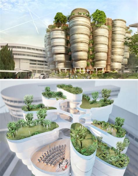 cutting edge green architecture 12 new building designs
