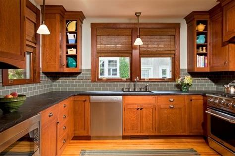 kitchen wood cabinet finishing quarter sawn white oak by steven gaffin 3503