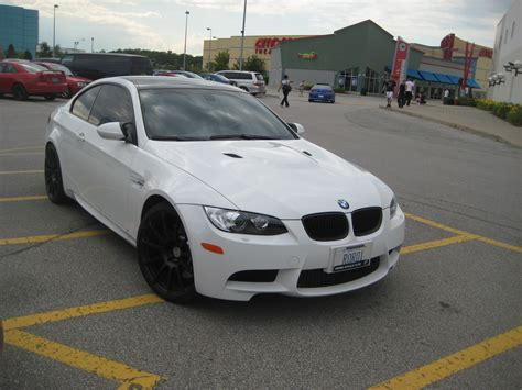 White Bmw Rims by White Bmw M3 Black Rims