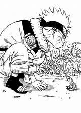 Naruto Coloring Pages Angry Uzumaki Frog Shippuden Drawing Para Funny Kakashi Printable Colorear Sasuke Coloriage Dibujos Colorir Desenhos Pintar Printables sketch template