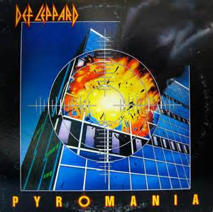 custom leather photo albums def leppard pyromania vindicated vinyl