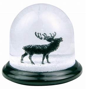 Boule à Neige : boule neige black forest noir koziol ~ Teatrodelosmanantiales.com Idées de Décoration