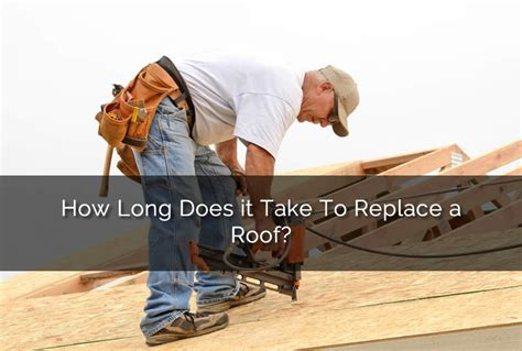 how long does it take to install a ceiling fan how long does it take to replace a roof