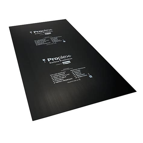 renovation dust sheet dust proplex surface protection sheet 1200mm x 2400mm