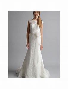 Sheath lace wedding dress