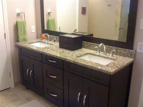 cherry java cabinets java cherry vanity cabinets contemporary bathroom