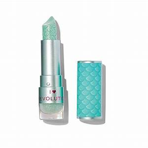 6 I Heart Revolution Mystical Mermaids Lipstick