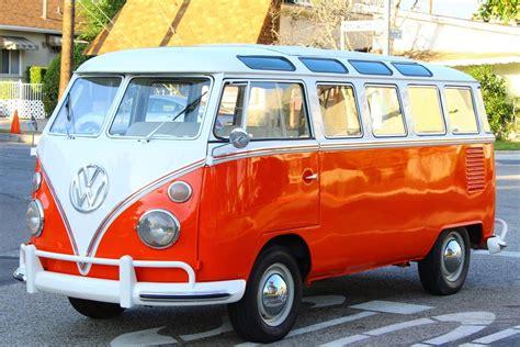 1963 Volkswagen Type 2 (t1) Sunroof Deluxe/samba Microbus
